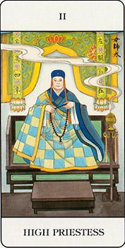 Cino Sacerdotessa
